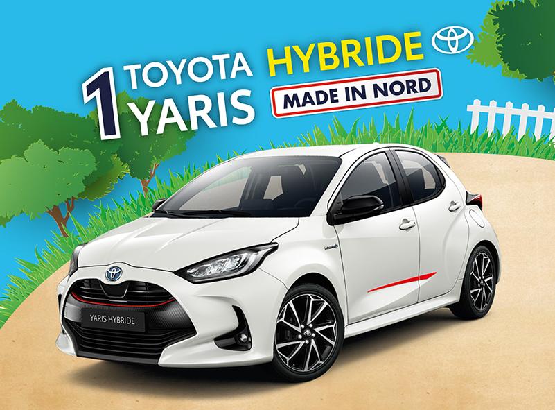 Partenariat Toyota