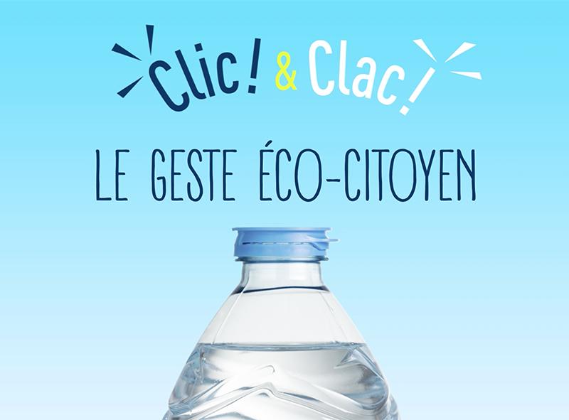 Clic & Clac, le geste éco-citoyen